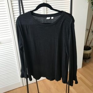 Gap Cap Sleeved Blouse